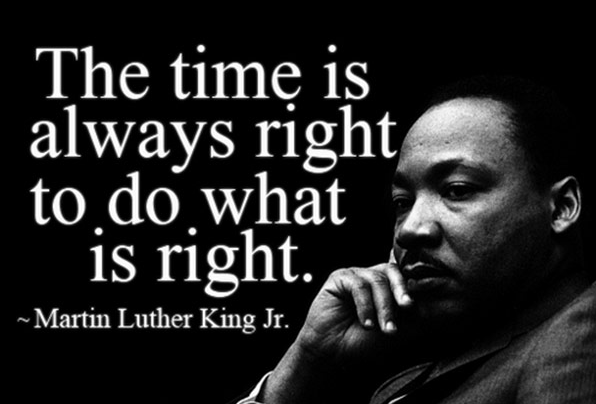 Martin Luther King Jr. Day - CLOSED